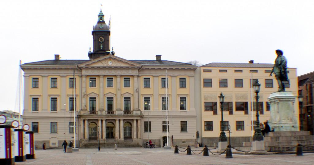 Stadshuset - inget olagligt med budgetarbetet här, enligt förvaltningsrätten