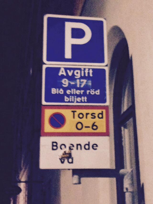 Stockholm: