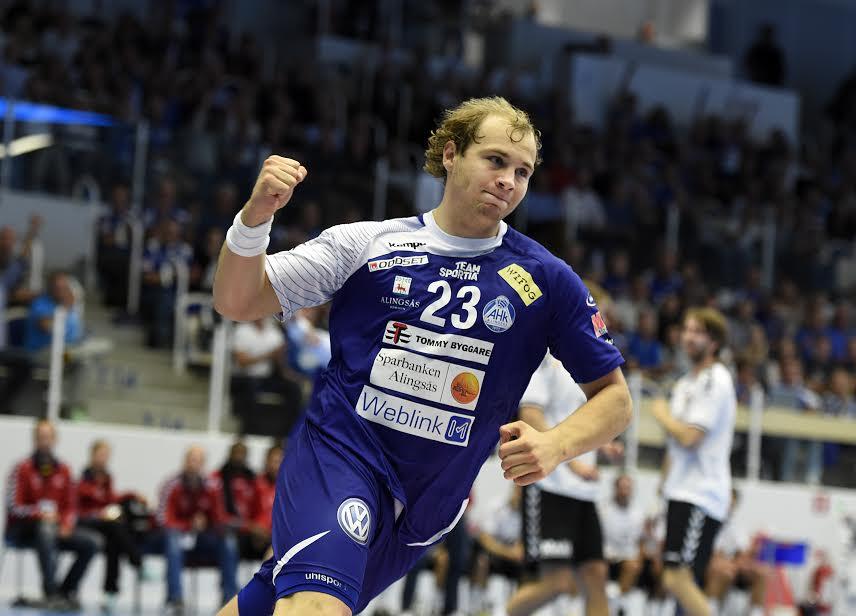 Oscar Bergendahl - full fart igen Foto: Danil Vandor