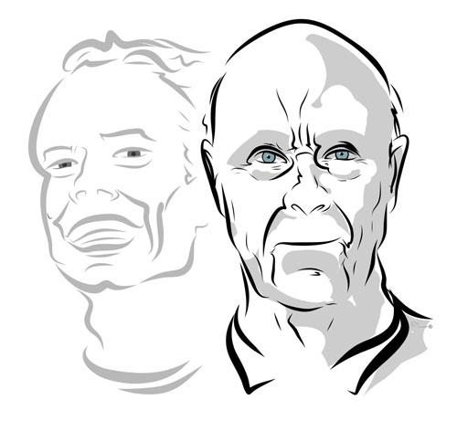 Dan Waern - rekordinnehavare sedan 56 år. Porträtt: Raymond Ståhl