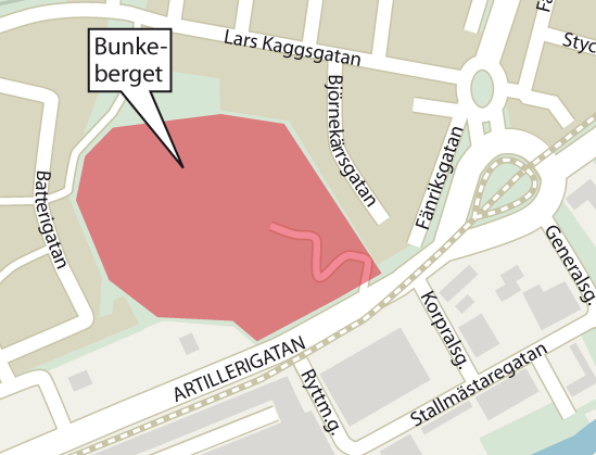 Bunkeberget