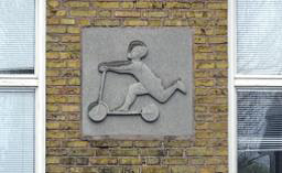 Johannebergsskolan. Nans Olsen.