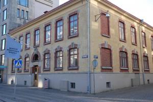 Oterdahlska hueet, dit Sahlgrenska flyttade 1823.