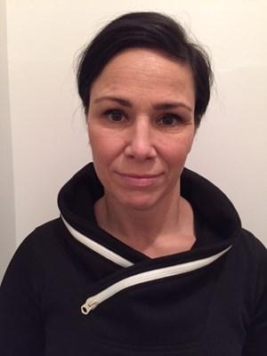 Sara Eriksson Dikanda blir ny förbundskapten. Foto: Saga Dikanda
