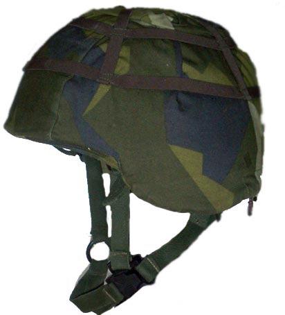 Svensk arméhjälm -  olaglig att sälja