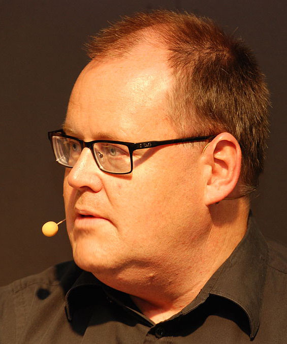 Johan Nyhus. Foto: Mattias Blomgren