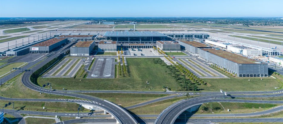 BER, Berlins nya storflygplats