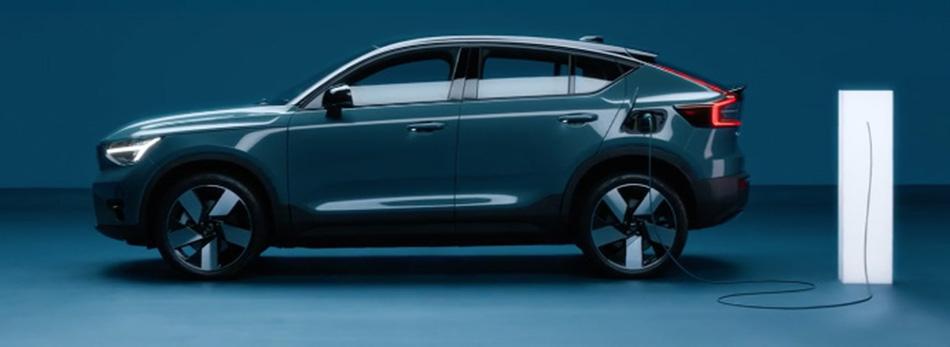 Volvos senaste elbil C40