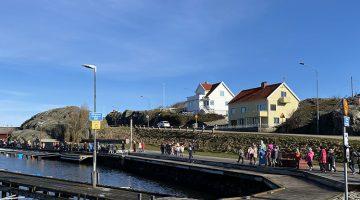 Hattparad i Skärhamn