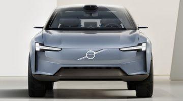 Volvos nya stora SUV