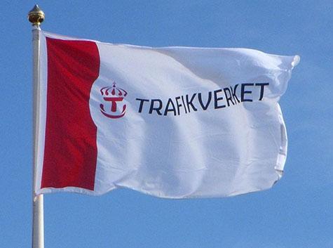 Trafikverkets flaggf